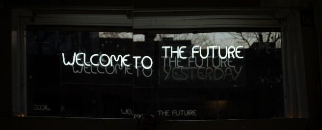 welcome to the future, il grido, luciano funetta, chiarelettere